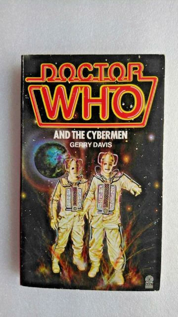 Doctor Who and the Tomb of the Cybermen by Gerry Davis (Paperback, 1984)
